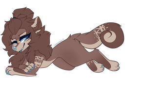 Sharpay YCH by Buttonheart
