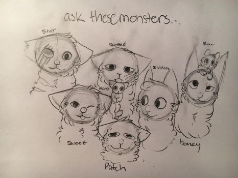 [VM] Ask These Monsters... by 3Dkind
