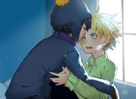 Tweek And Craig [Fananimation] by NaseCafe
