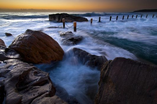 Mahon Pool Maroubra by HarryZero