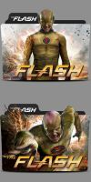The (reverse)Flash folder icon by Andreas86