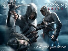 Assassin's creed Wallpaper by Nightwulff