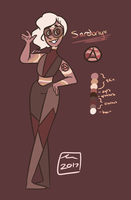 Sardonyx Point Auction (Closed!) by dating-death
