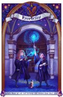 House of Ravenclaw by DreamerWhit