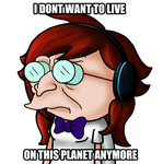 I Dont Want To Live On This Planet Anymore by KTechnicolour