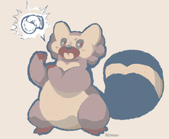 The Beaver Pokemon