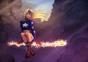 Stargirl Color by vest