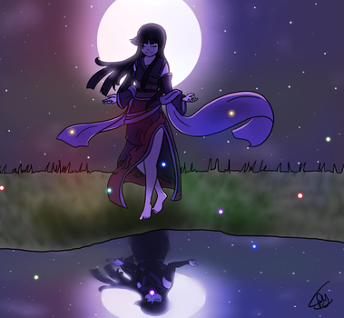 Echoes of the night by Spyritte