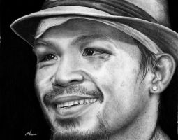 Manny Pacquiao by Larc-Romeo
