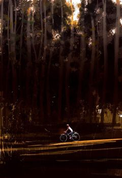 The Sunday Trip comes to an end. by PascalCampion