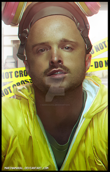 Jesse Pinkman, BITCH by marinamaral