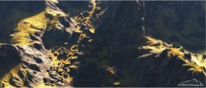 Helicopter Tours by 3DLandscapeArtist