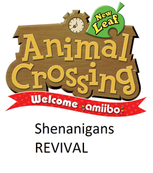 ACNL-S REVIVAL Cover page by PRTArtist