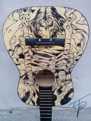 La Guitara by Zerafut