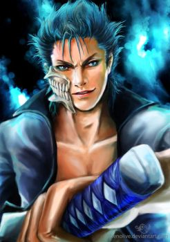 Grimmjow - BLEACH by FitriaDes