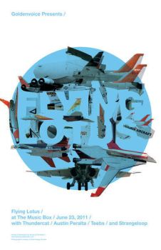 Flying Lotus by Jawa-Tron