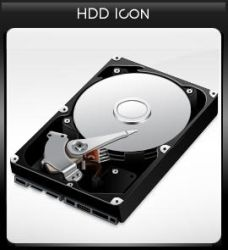 Hard Disc by CreativeGeekDesigns