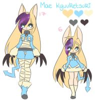 Mae Kyuuketsuki Reference 2015 by Imperial-Witch