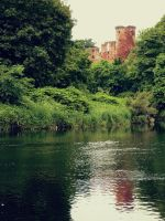 Castle in the Trees by martinemes