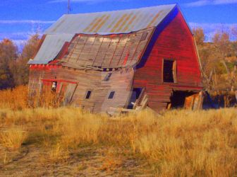 Barn by palmercreativeind