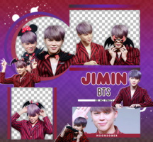 JIMIN//BTS-PNGPACK#2 by MoonSober