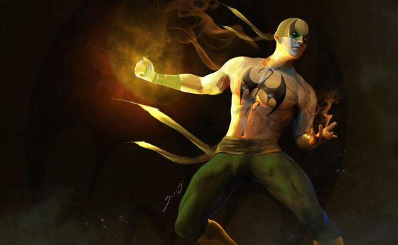 Iron Fist by Ron-faure