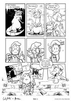 Oops Comic Adventure pg 3 by Gingco