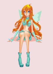 Bloom Winx by IlsudeomArt