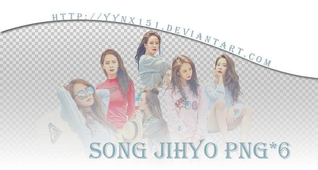 Song Ji Hyo png pack #06 by yynx151
