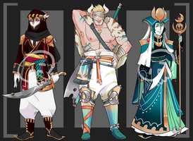 [Adopts] Men II || USD || Auction | Closed by skele-tea