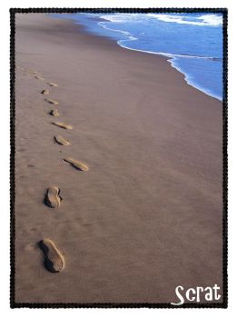 Footprints by Scrattii