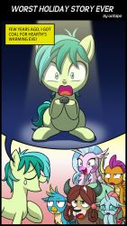 Worst holiday story ever by uotapo