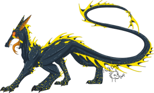 Screamer Adoptable-Closed by 768dragon