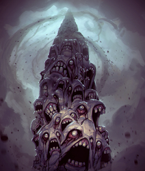Tower of Fred by Wuggynaut