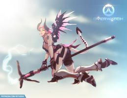 Mercy IMP skin by ittoryuu24