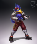 Falco by hybridmink