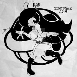 TazawaInktober13 by Tazawa