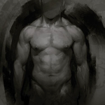 Day 7 - Torso Study by AaronGriffinArt