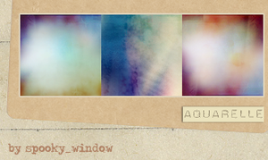 icon textures: aquarelle by spookyzangel