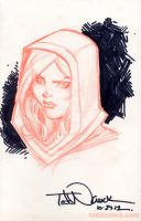 Uncaany Avengers Rogue by ToddNauck