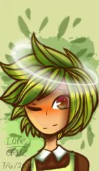 Herb Cookie by Ione7Marie7