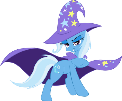 The Great and Powerful Trixie by Shadow-Unicorn