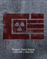 Project Omni Teaser Wallpaper by JoshJanusch