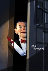 The Dummy by ted1air