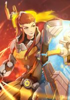 [OW]Brigitte by Mr-SO