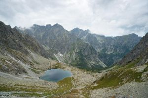 Tatra mountains - Litworowy Pond 2 by Dunadan-from-Bag-End
