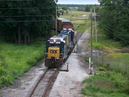 CSX 2251 by LDLAWRENCE