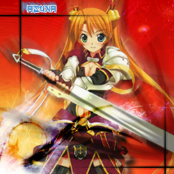 Asuna's warrior style by Meta-link05