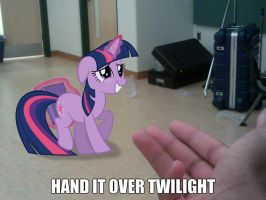 Hand it over Twilight by Paris7500