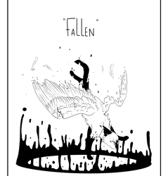 FALLEN by WonderBlue2004